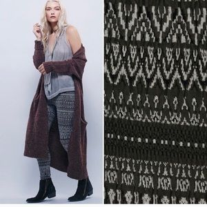 Free People Come As You Are Knit Sweater Leggings